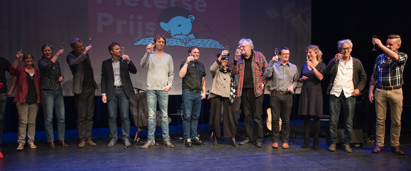 Woutertje Pieterse Prijs 2016