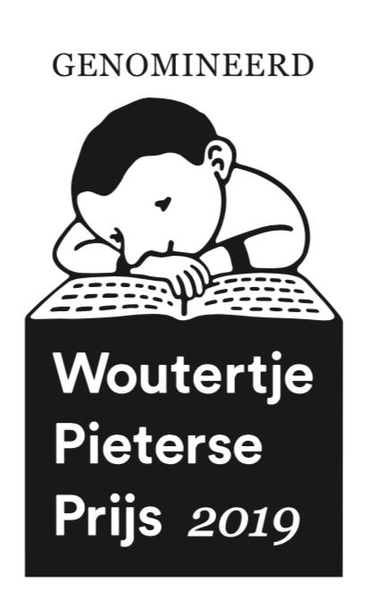 Zes boeken genomineerd voor de Woutertje Pieterse Prijs 2019